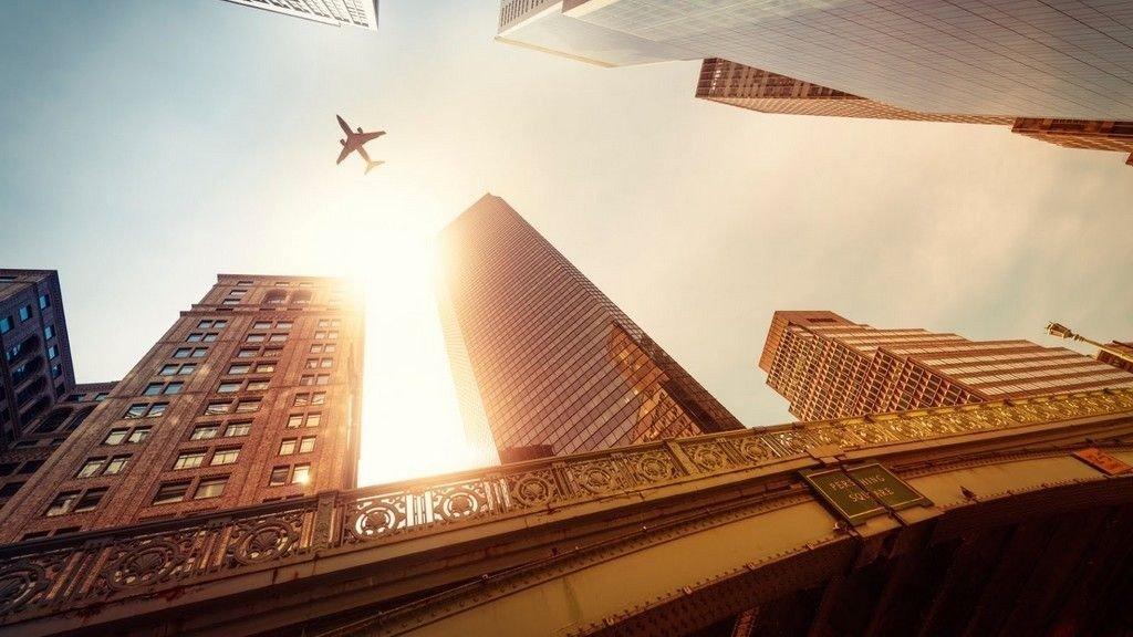 Flyreise Flybillett New York Storby