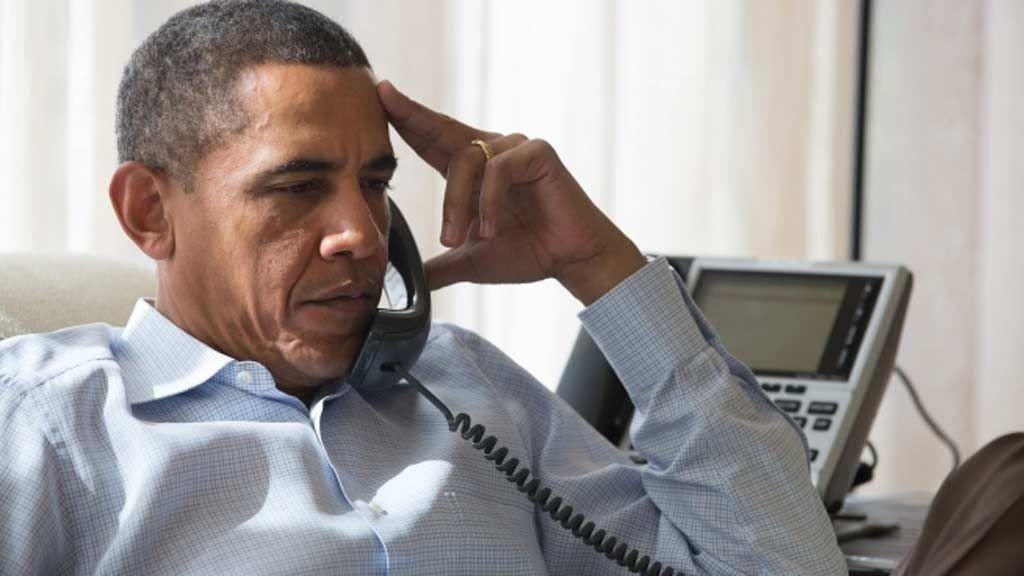 White House Det hvite hus, Barack Obama