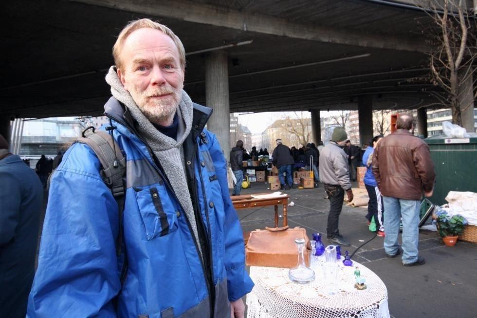 GLAD SJEF: Markedssjef Morten Lindstad er veldig glad for at brukmarkedet nå er reddet.
