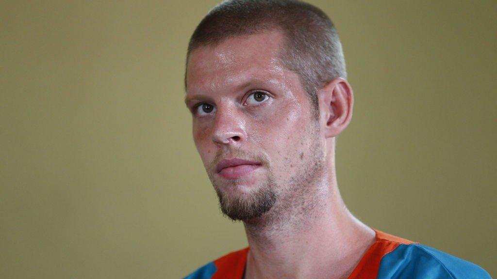 TLTALT: Joshua French er tiltalt for å ha tatt livet av sin venn Tjostolv Moland i fengselet.