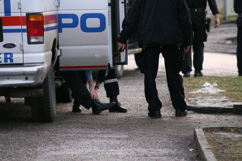 SKAL SENDE UT FLERE KRIMINELLE: Politiet håper at den økte innsatsen skal hjelpe til å ta flere kriminelle uten opphold i Norge og sende dem ut av landet.