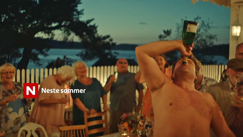 FÅR STØTTE: Ikke alle reagerer negativt på John Arthur Ødbehrs innsats i TVNorge-serien «Neste sommer».