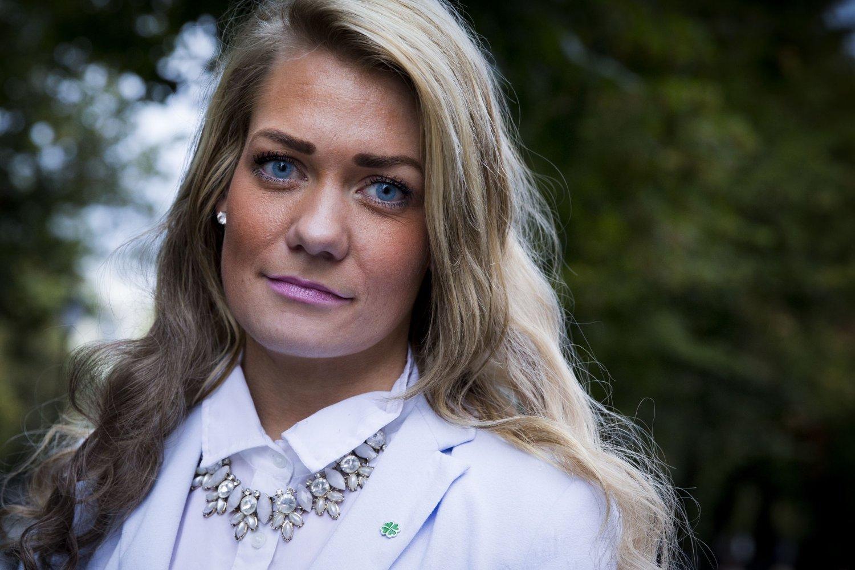 LANSERER TROMSØ-VM: Sandra Borch går i bresjen for et mulig ski-VM i Tromsø i 2021.