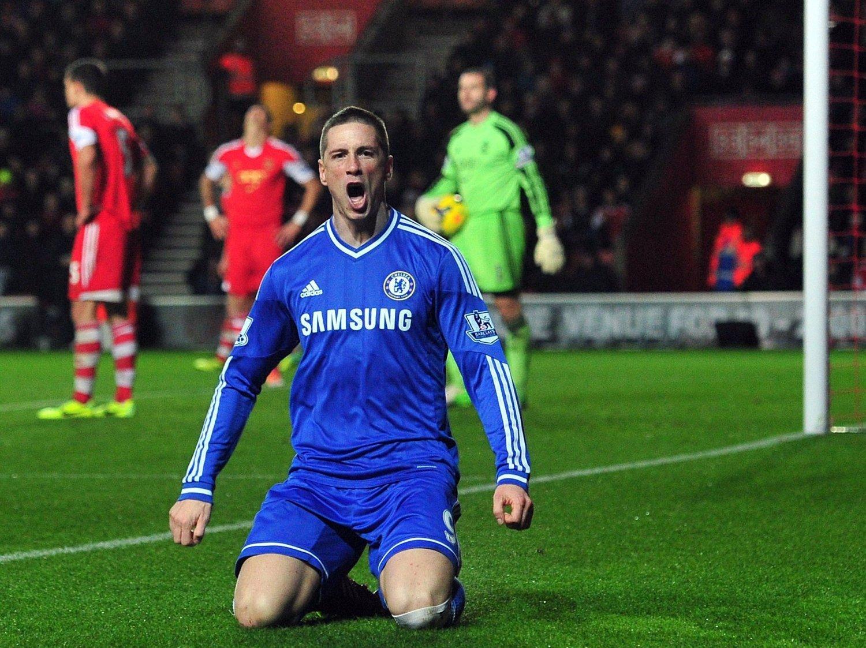 ØNSKET: Chelseas Fernando Torres er ønsket i Italia.