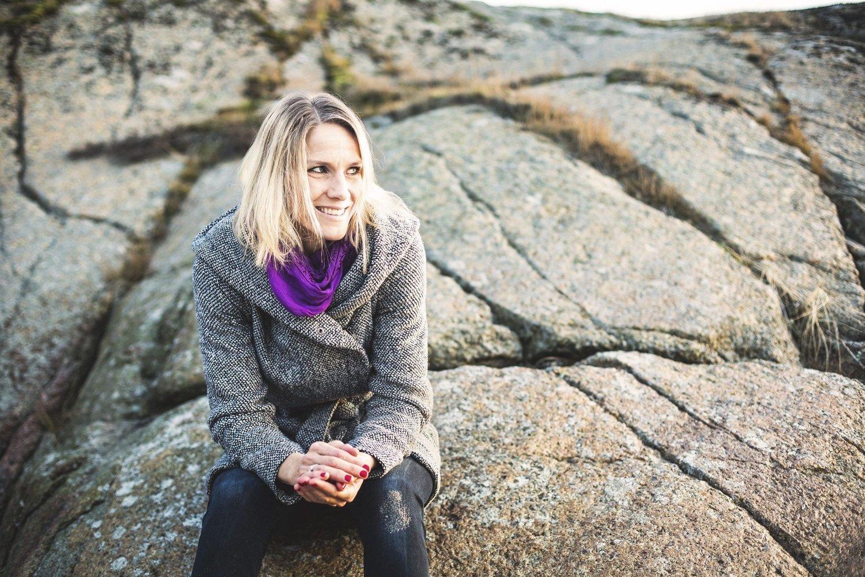 BOKAKTUELL: Gro Hammerseng-Edin har akkurat gitt ut bok om hvordan hun og kjæresten Anja ble foreldre til lille Mio ved hjelp av donor. Nå er hun i forhandlinger med LHK om en mulig ny kontrakt.