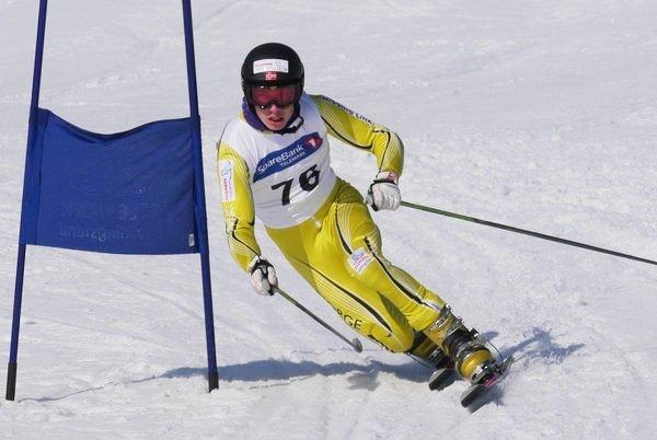 STORT TALENT: Trym Nygaard Løken har vært på pallen i fem verdenscup-renn denne sesongen.