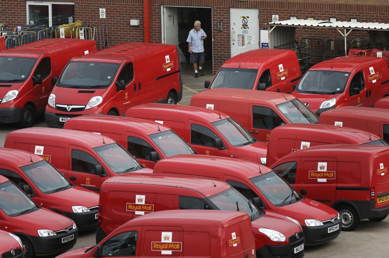 FÆRRE FÅR MER Å GJØRE: Postvesenet i Storbritannia kutter 1.300 stillinger for å oppfylle en spareplan på 500 millioner kroner.