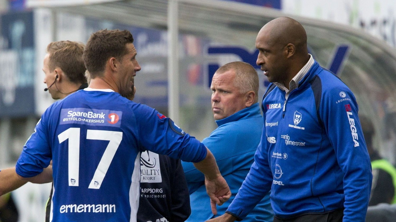 FÅR ROS: Sarpsborg og Brian Deane driver en sunn og klok satsing, mener sjefen for Norsk Toppfotball.