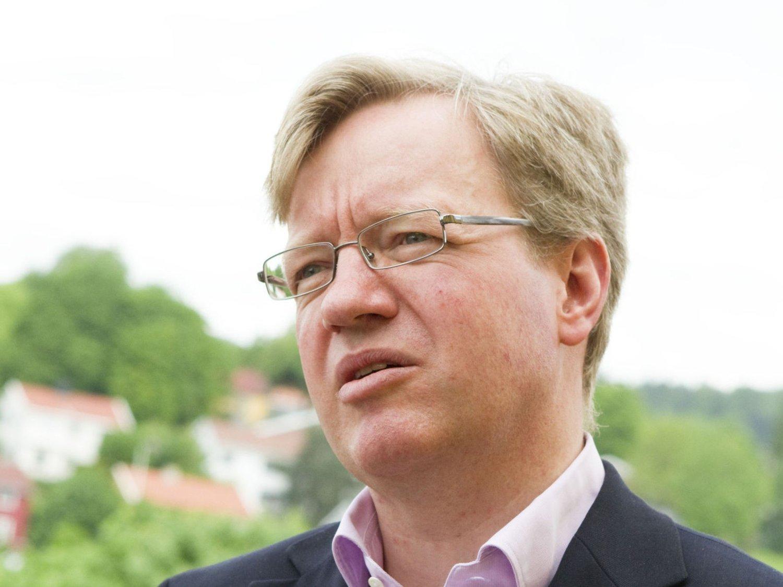 Finansbyråd Torger Ødegaard skifter beite etter 17 år i Oslo-politikken.