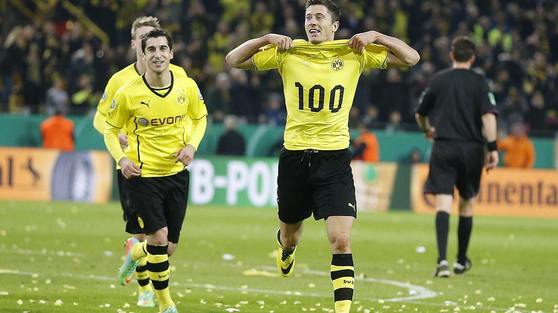 BUNDESLIGAENS BESTE: Vebjørn Buen mener Bayerns kjøp av Dortmunds Robert Lewandowski er et kupp uten sidestykke.