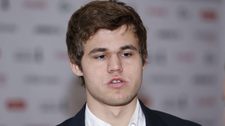 NYTT TAP: Magnus Carlsen gikk på enda et tap torsdag.