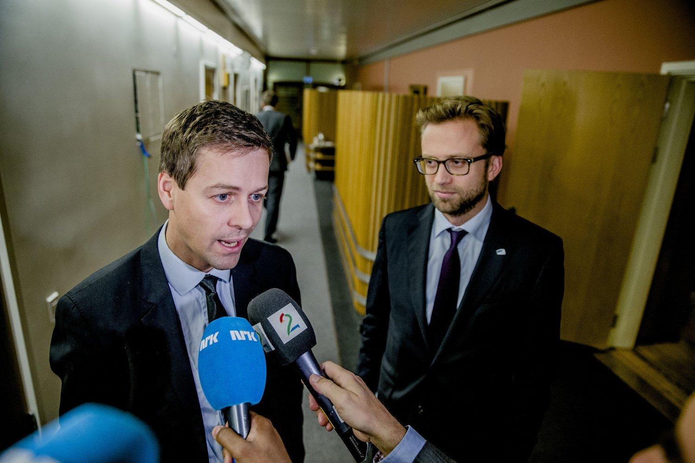 Krfs Knut Arild Hareide er åpen for å finne andre løsninger i den betente reservasjonsrett-saken.