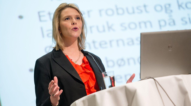 Landbruks- og matminister Sylvi Listhaug har hele tiden gitt signaler om at store endringer er på gang.