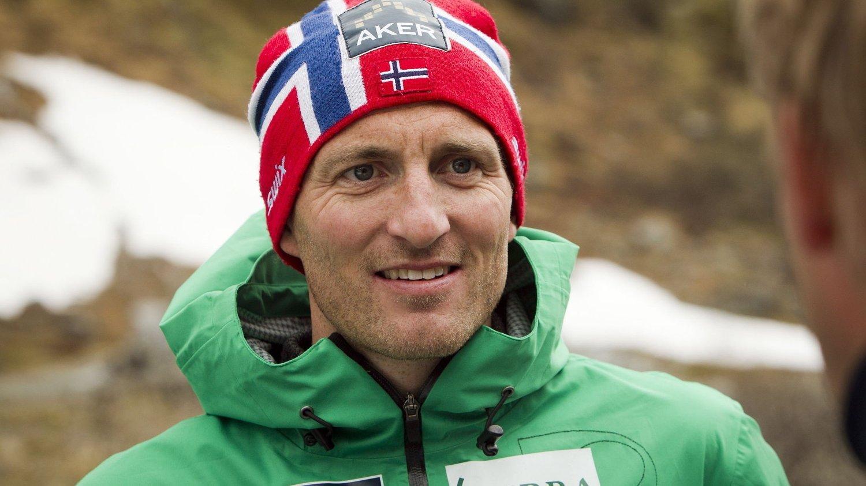 NY TRENER? Morten Djupvik skal ifølge være tilbudt jobben som ny trener for Petter Northug.