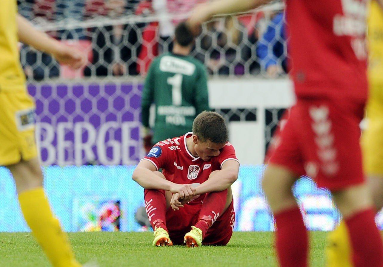 NYTT TAP: Brann gikk på et nytt tap, da Bodø/Glimt vant 2-1 i Bergen.
