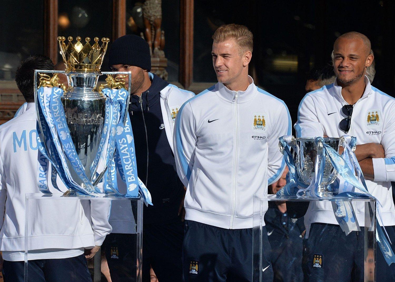 STRAFFEN KLAR: Fredag offentliggjorde UEFA straffen til Manchester City og Paris Saint-Germain.