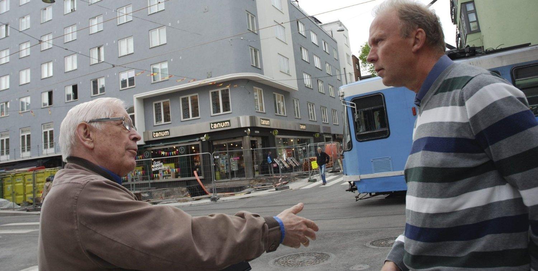 74eacafd Nyheter , Sentrum   Byens minste kino lå i Bogstadveien