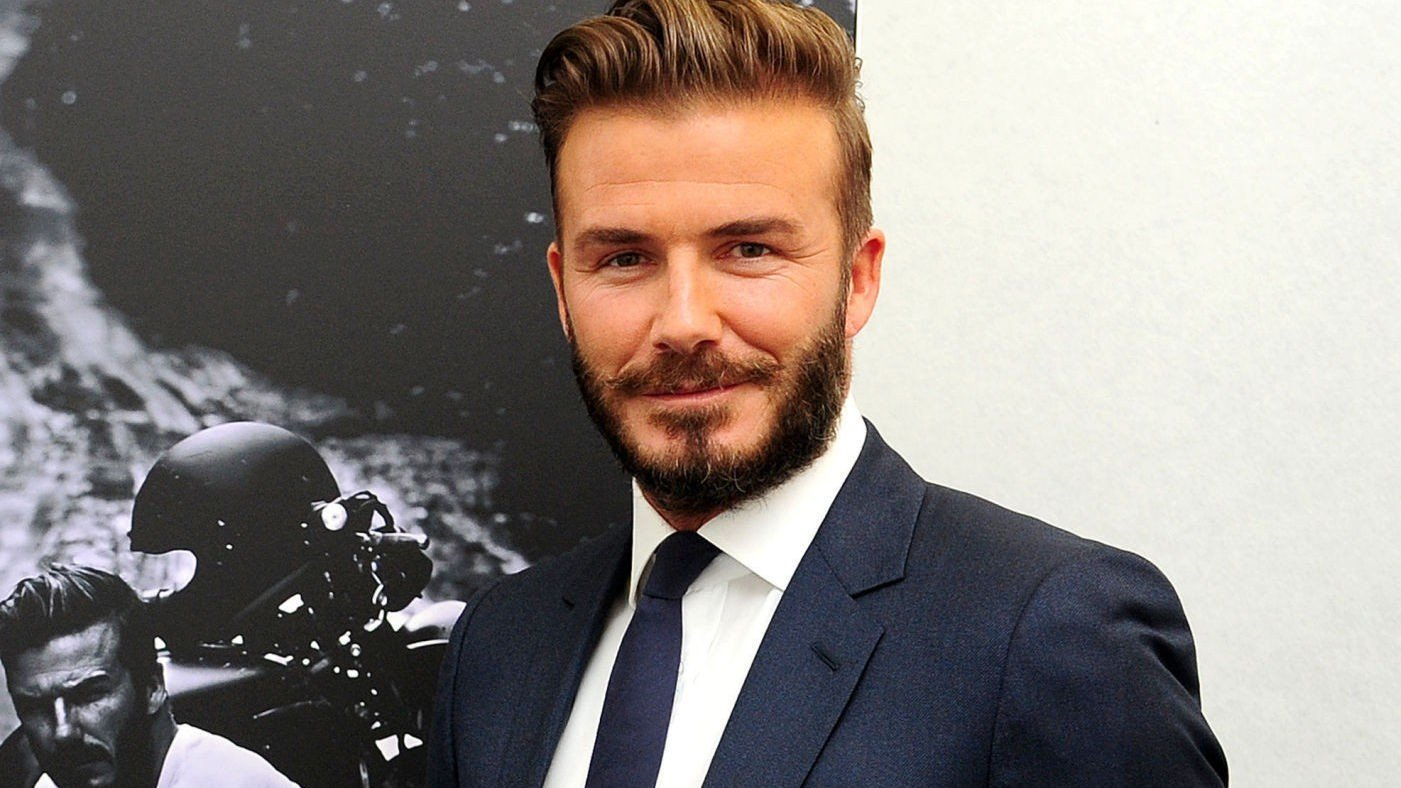 VURDERER COMEBACK: David Beckham innrømmer at han vurderer å spille for sitt eget MLS-lag i Miami.
