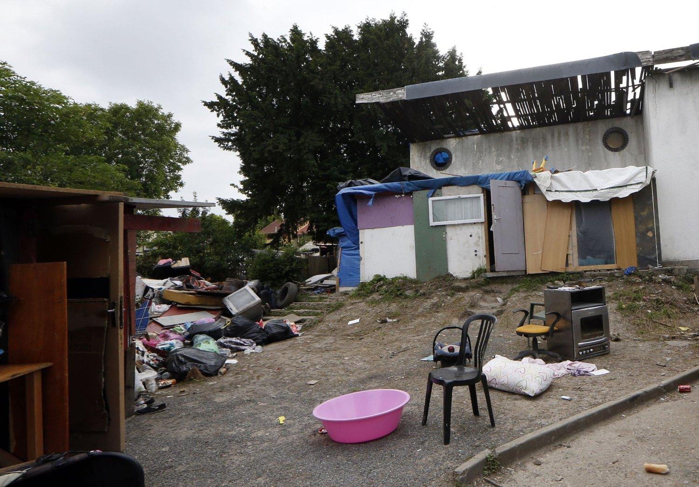 Bildet Som Vil Sjokkere Frankrike