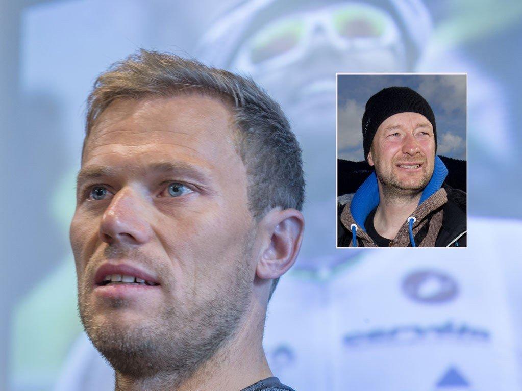 FÅR IKKE FULLROST HAM NOK: Kjetil André Aamodt skryter uhemmet av Thor Hushovds glitrende karriere.