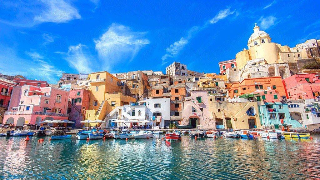 Rundt om i verden varierer tipsingen fra null til 25 prosent. I Italia er det også forskjell på tipsingen nord og sør for Roma, her representert med Napoli.