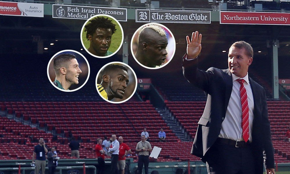 SE PÅ DEM, BRENDAN! Her er fire mann Liverpools manager Brendan Rodgers bør kikke nærmere på.