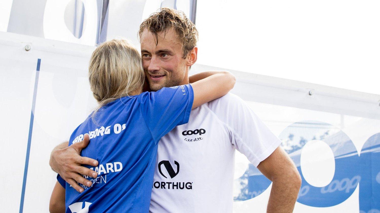 Petter Northug gikk inn til 8.-plass i Lysebotn opp torsdag og mente selv at det var det beste han noen gang hadde gjort i motbakkeløpet. Her fra Norway Cups kjendiskamp tidligere i uken.