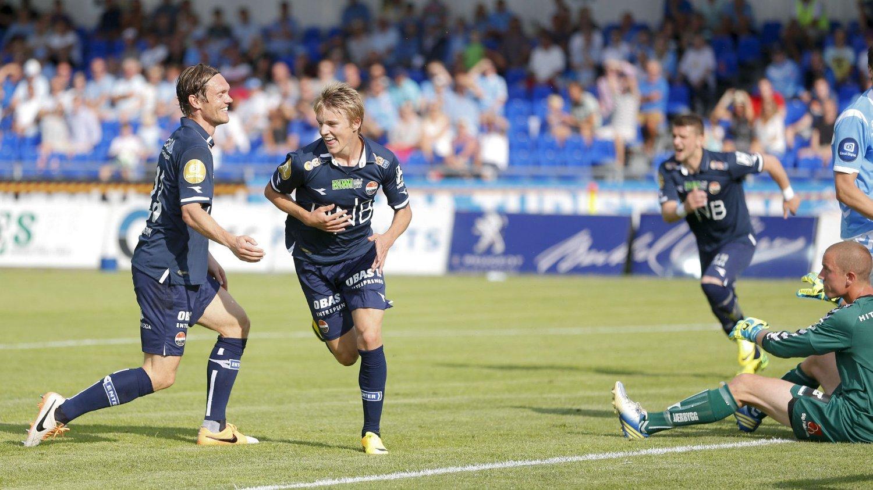 HET: Martin Ødegaard har vært på alles lepper den siste uken.