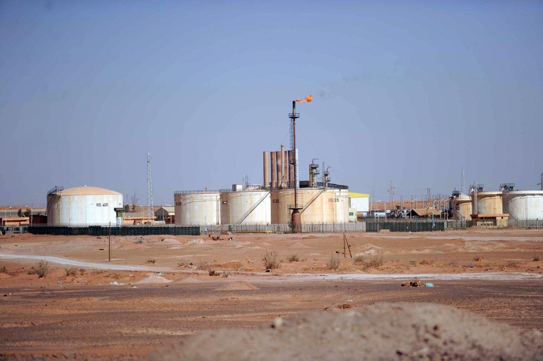 TILBAKE IGJEN: 16. januar 2013 angrep en gruppe væpnede islamister gassanlegget i In Aménas, sørøst i Algerie. 40 ansatte fra 10 land ble drept i angrepet, blant dem 5 av de 17 Statoil-ansatte som befant seg på anlegget.