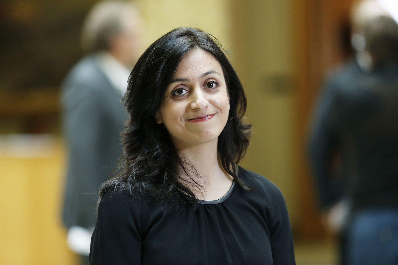 Hadia Tajik (AP), stortingsrepresentant og leder av justiskomiteen.
