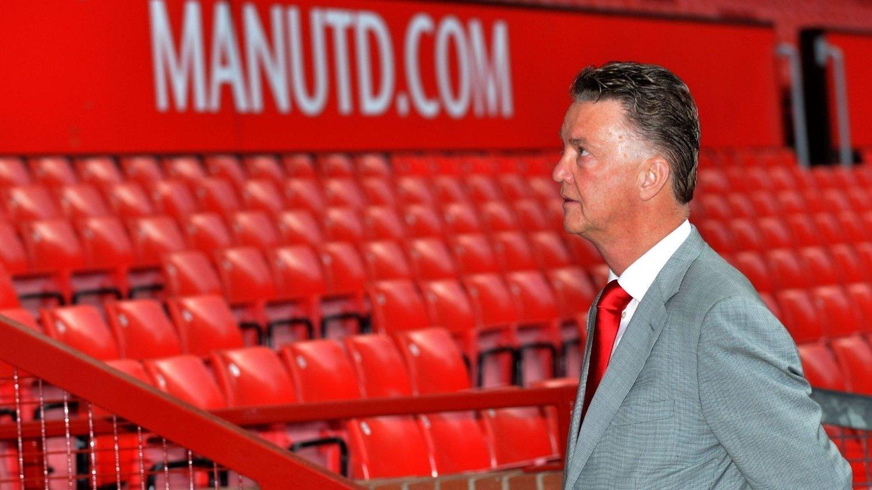 HENTER RONALDO? Manchester United-manager Louis van Gaal har i hvert fall vist at han ikke er redd for å bruke penger.