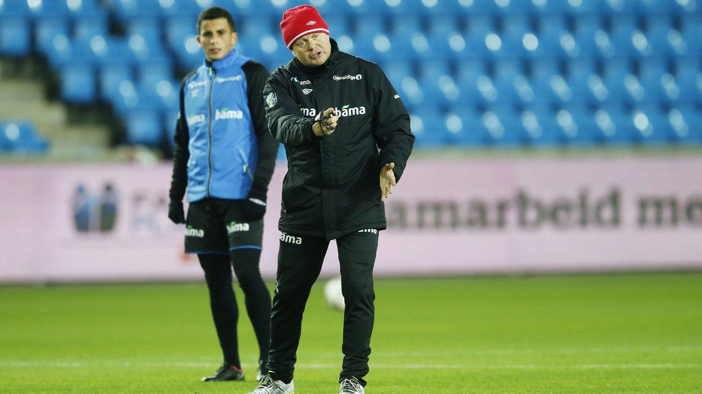 Per-Mathias Høgmo har i sitt første år som landslagssjef hatt 54 spillere i aksjon på banen og hele 61 på trening. Begge deler er rekord.