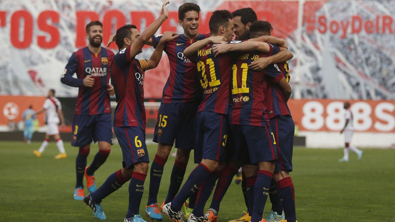 Dersom Catalonia avholder sin planlagte folkeavstemning og løsriver seg fra Spania, kan Barcelonas tid i den spanske toppserien i fotball være forbi.