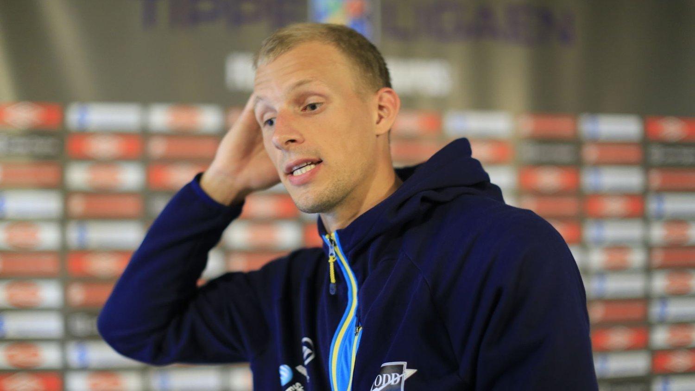 KLAR FOR RBK: Odd-keeper André Hansen.