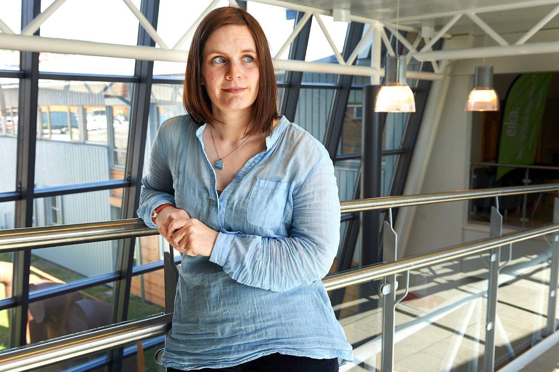 TIL LAGMANNSRETTEN: Hilde Skjærvø har anket saken mot Statens pensjonskasse inn for lagmannsretten.