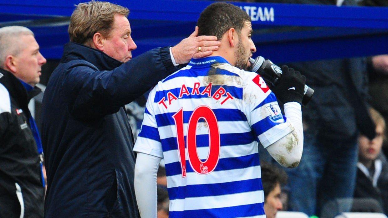 Konflikten mellom manager Harry Redknapp og QPR-spilleren Adel Taarabt er over.