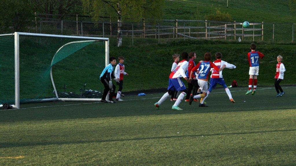 b308b10f MANGFOLD: Årvoll Fotball er et god eksempel på hvordan en fotballklubb lar  alle slippe til