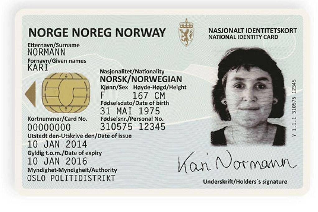 Det nasjonale ID-kortet skal fungere som reisebevis i Schengen, som elektronisk ID-kort for pålogging på offentlige tjenester og som ID-kort. Det er ikke bestemt om det blir obligatorisk å skaffe seg kortet.