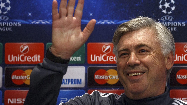 Real Madrid-trener Carlo Ancelotti har gjort en solid jobb med Real Madrid.