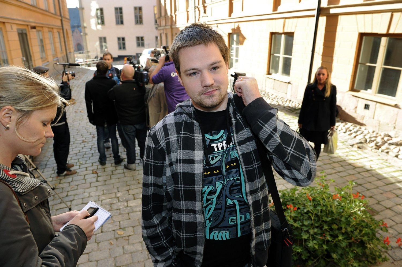Fredrik Neij har vært på rømmen siden 2010.