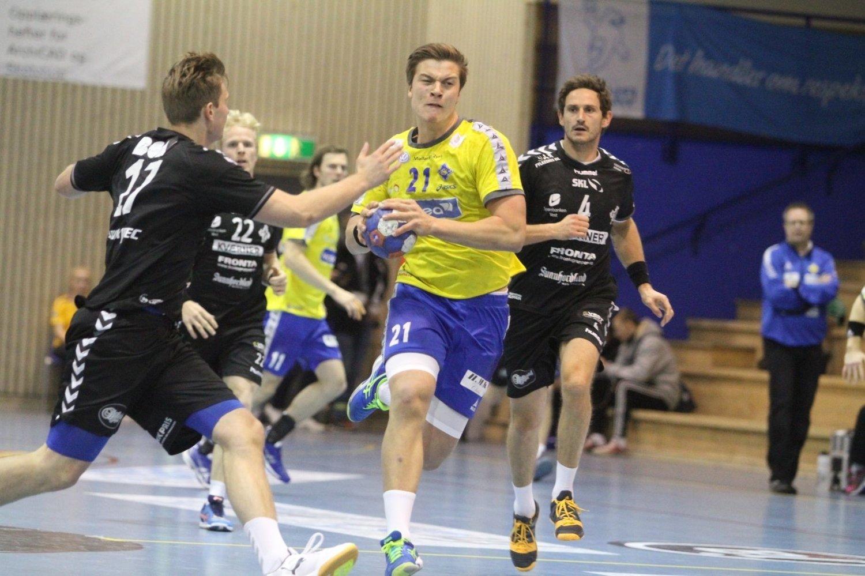 FIRE MÅL: Danske Rasmus Rokkjær scoret fire mål, men klarte ikke å tette igjen i midtforsvaret til BSK