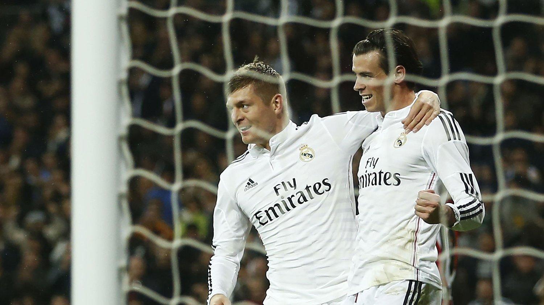TILBAKE TIL ENGLAND? Gareth Bale kobles til både Chelsea og Manchester United.