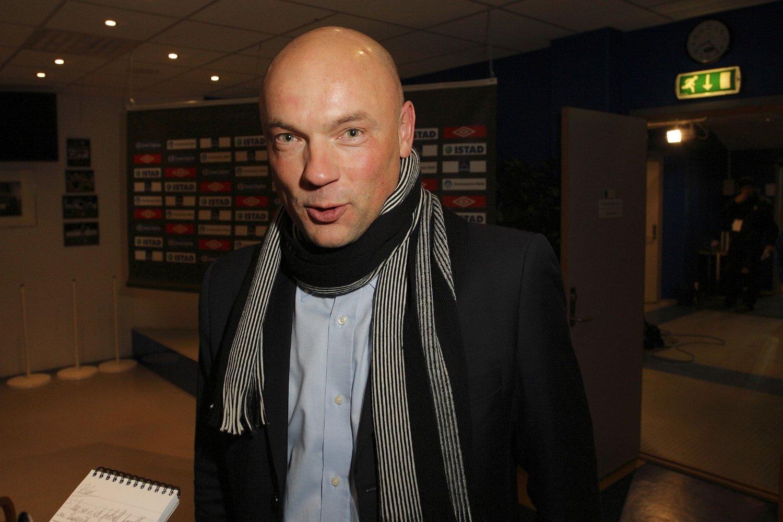 - FÅTT FYKEN: Uwe Rösler skal igjen være arbeidsledig.