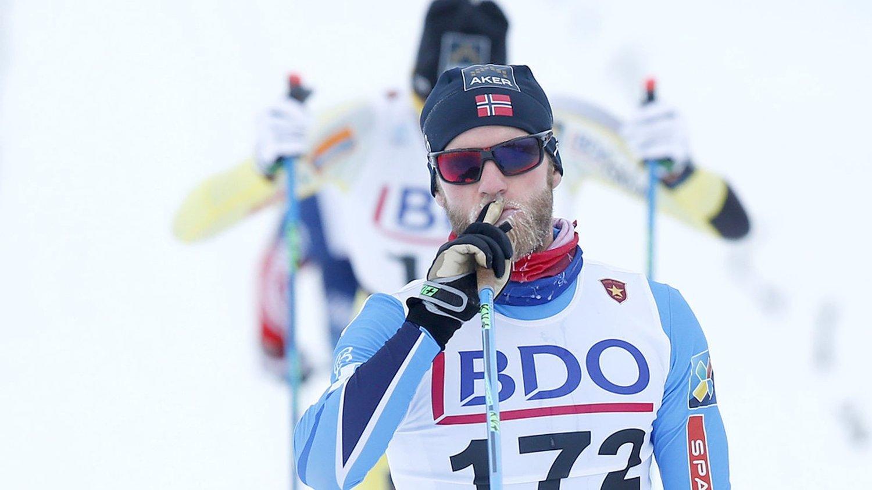 Fredag var det sesongåpning for langrennsfolket på Beitostølen. Martin Johnsrud SUndby vant herrenes løp.