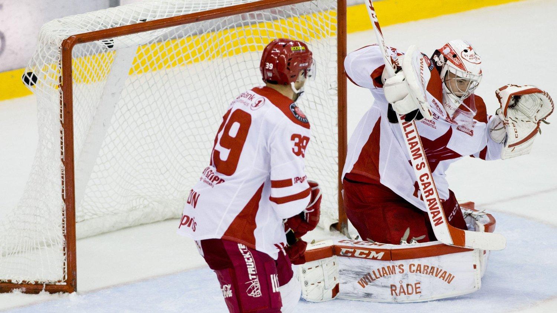 TAPTE: Stjernen tapte 2-5 hjemme mot Lillehammer.