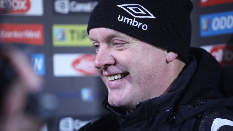 Harald Aabrekk går etter all sannsynlighet fra å være speider til å bli hovedtrener i Aalesund.