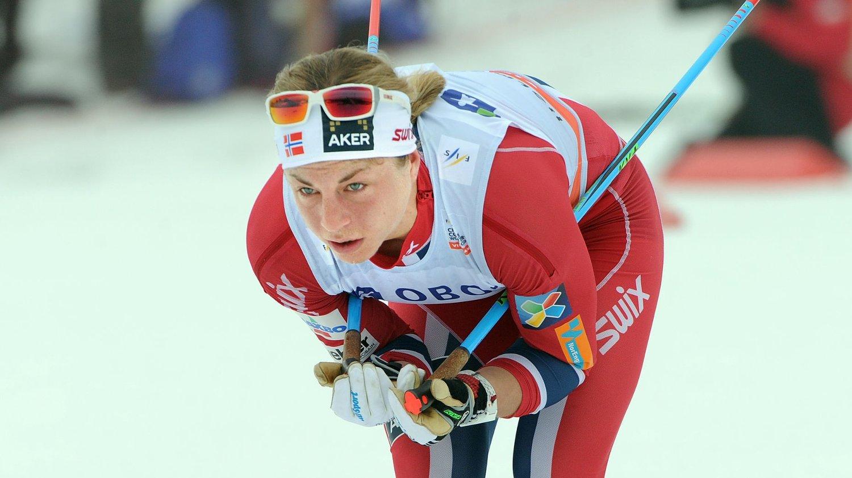 MÅ TA DET ROLIG: Astrid Uhrenholdt Jacobsen sliter med å finne overskudd.