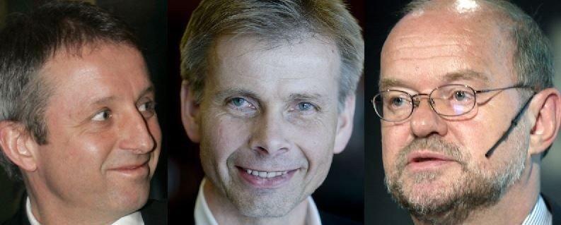 Jo Lunder, Ole Bjørn Sjulstad og Arve Johansen har alle sittet i Vimpelcoms styre.