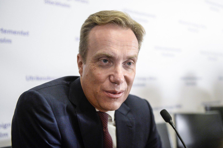 Utenriksminister Børge Brende deltar på møte for landene i den USA-ledede koalisjonen mot IS.