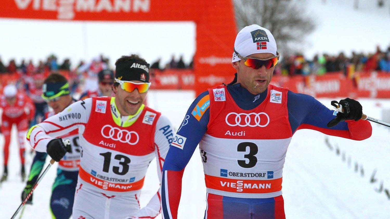 VM-VINNER? Petter Northug har ambisjoner om gull i Falun.
